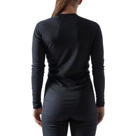Craft Core Warm Baselayer Set Women, black
